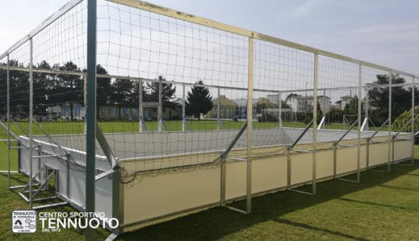 Calcio in gabbia