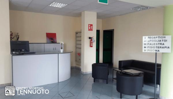 Centro fisioterapico - segreteria
