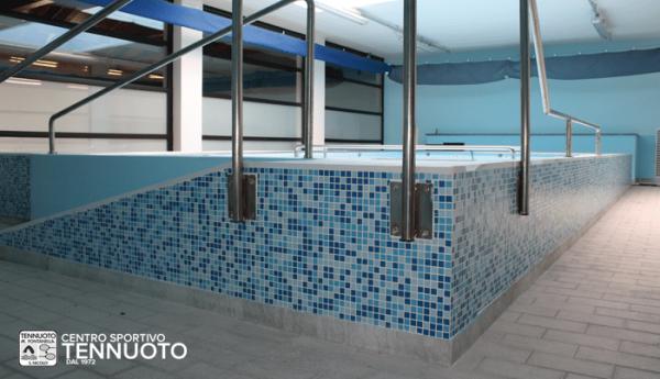 Centro fisioterapico - piscina