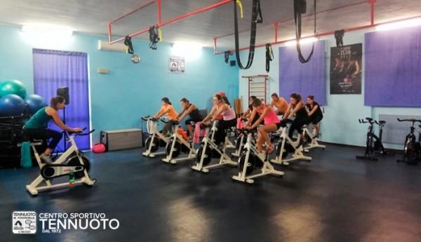 Prova spinning 2019 Tennuoto